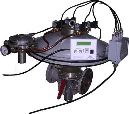 Poza cu Регулятор давления газа электронный РДЭ