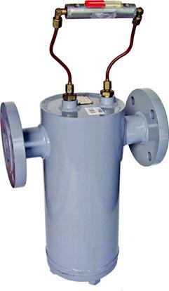 Poza cu Фильтры газовые малогабаритные с устройством индикации ФГМ-25, -32,-50, -100