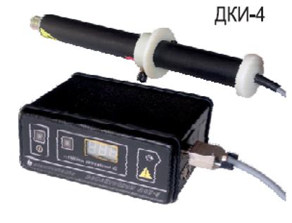 Poza cu Дефектоскопы для контроля качества изоляции ДКИ-3, ДКИ-4
