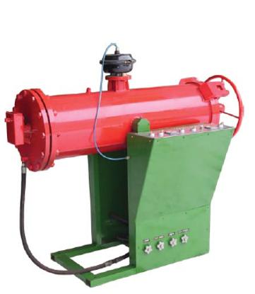 Poza cu Установка для слива газа из баллонов объемом 50 л с неисправными вентилями УСГ-50