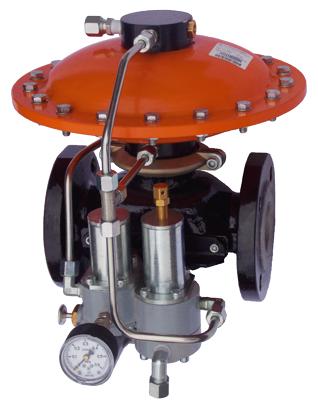Poza cu Регулятор давления газа РДК-50СВ