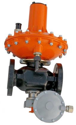 Poza cu Регулятор давления газа РД-50