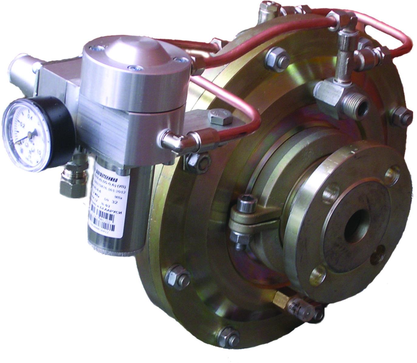 Poza cu Регулятор давления газа прямоточный РГП-32