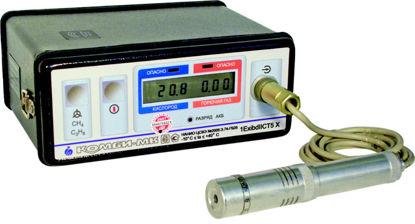 Poza cu Измеритель концентрации газов переносной комбинированный КОМБИ-МК